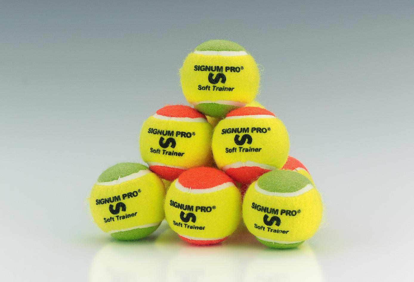 Soft Trainer (60 ballen)