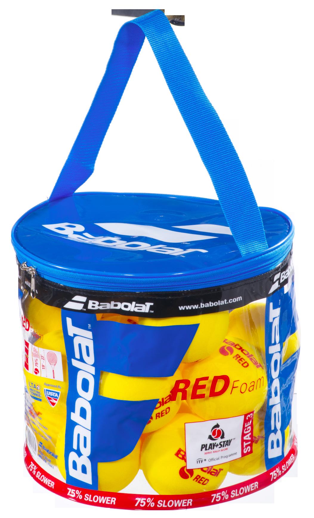 Red Foam (24 ballen)
